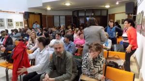 Orosházi pedagógusok látogatása - 2017.