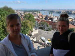 Szakiskolások Budapesten - 2017