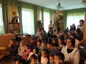 Alsósok karácsonyi műsorai - 2017