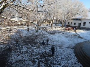 Első hó - 2017