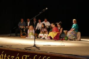 Szakiskolások szereplése színjátszó találkozón - 201