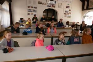 Finnek az iskolában és a Jipiii kórus - 2019