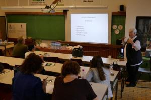 Bázisintézményi program a Reményhírben - 2019. november