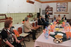 Nyugdíjas találkozó
