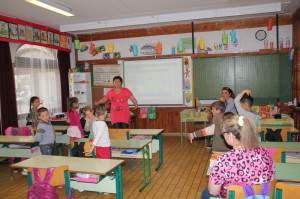Epreskerti óvodások az iskolánkban